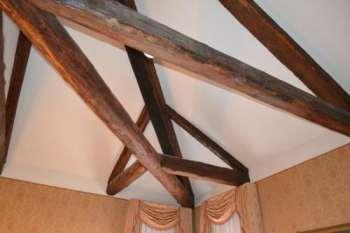 Ремонт древесных перекрытий