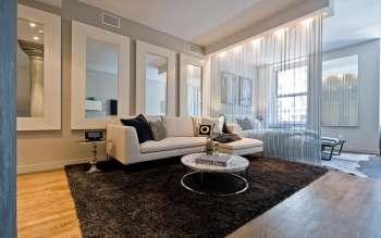 Богатая квартира