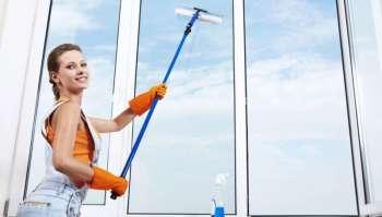 Как очистить окна после ремонта