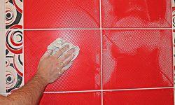 Как снять клей с плитки