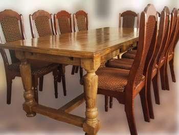 Мебель из еловой древесины