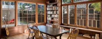 Строительство частного дома - выбираем окна